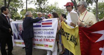Intentos desestabilizadores en El Salvador