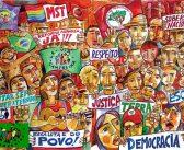 Vía Campesina denuncia creciente criminalización y persecución contra el campesinado en Brasil