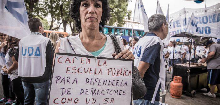 Argentina: Programa político en Educación