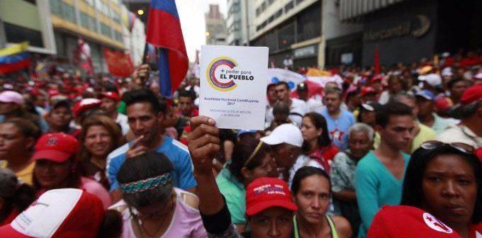 La Constituyente en Venezuela ¿por quién doblamos las campanas?