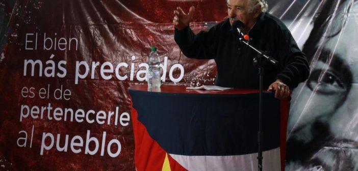 Discurso de Pepe Mujica – Acto Tupamaro Octubre 2018