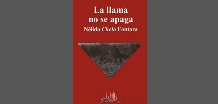 Nélida Chela Fontora – 2018 – La llama no se apaga