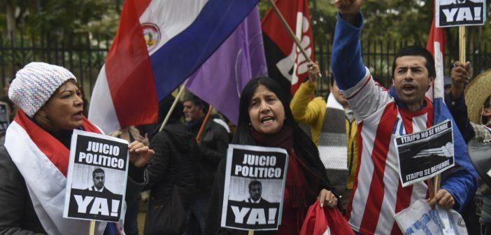El equilibrio de los tahúres en Paraguay