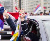 Múltiples candidatos del Frente Amplio se presentan en Flores