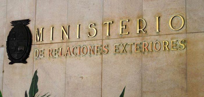 Gobierno Uruguayo manifestó consternación por Golpe de Estado en Bolivia