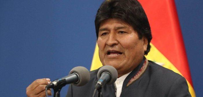 Bolivia: Un nuevo golpe de Estado