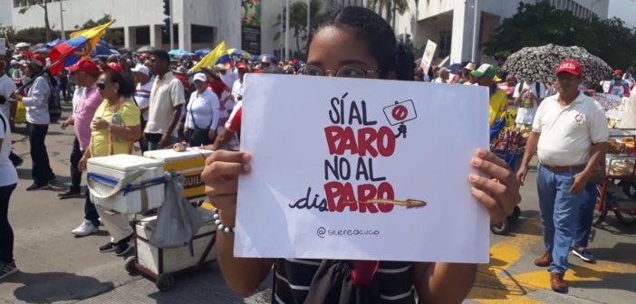 Colombia: Paro Nacional – Gobierno incapaz
