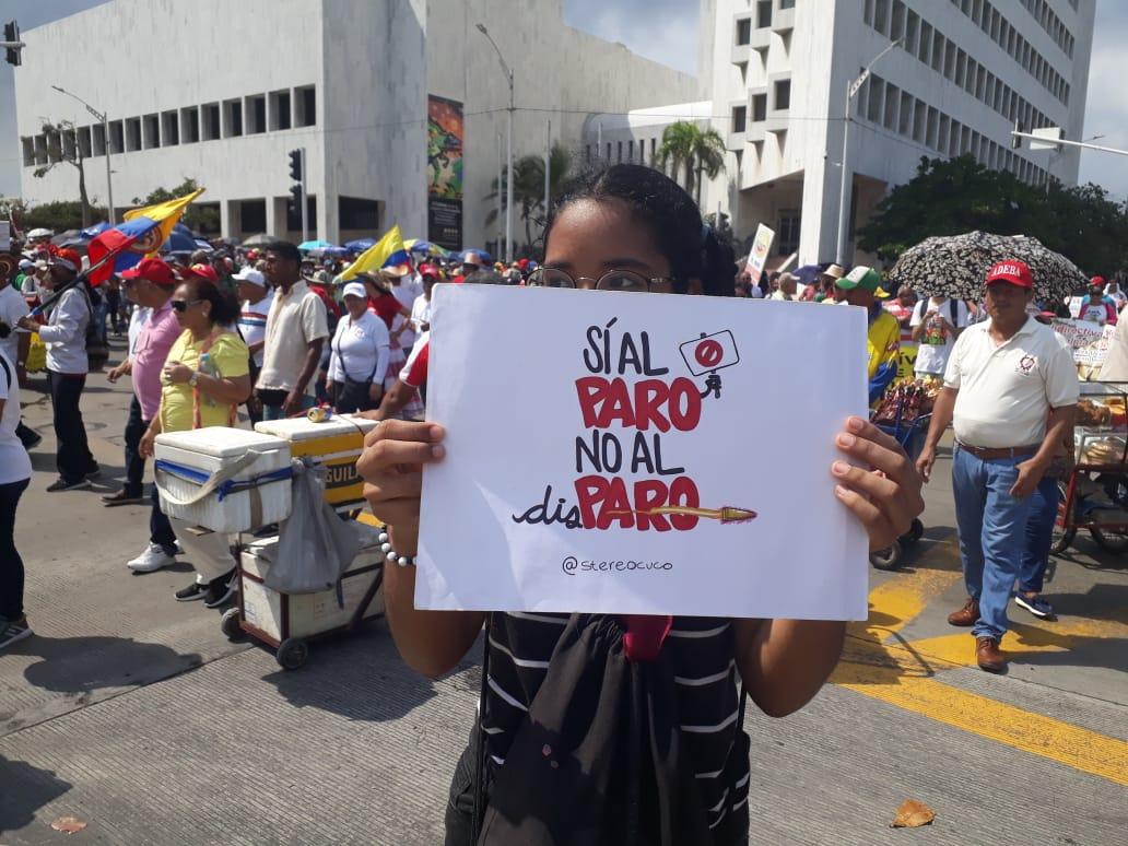 Colombia: Paro Nacional – Gobierno incapaz | Mate Amargo