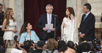 """""""En Argentina no hay mas lugar para los privilegios"""""""