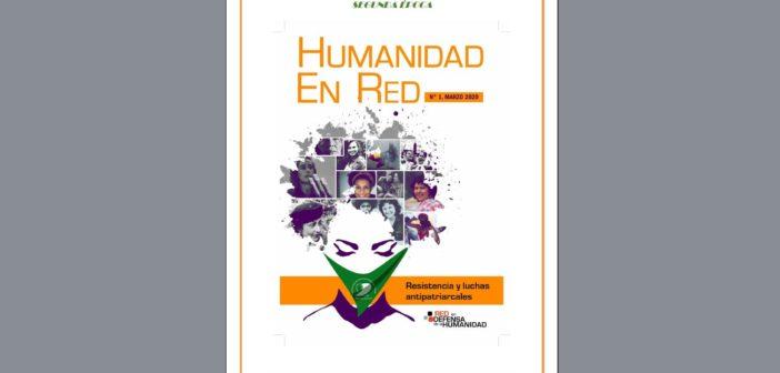 """Revista """"Humanidad en Red: Resistencias y luchas antipatriarcales"""""""