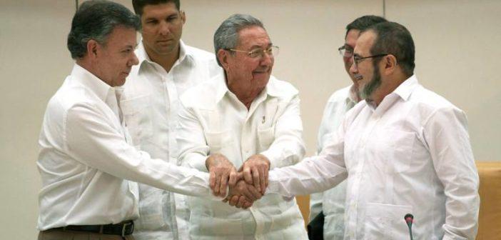 Colombia, Cuba y el (mal) ejemplo de construcción de paz