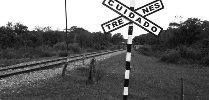 Cuando los trenes pasen por el patio trasero