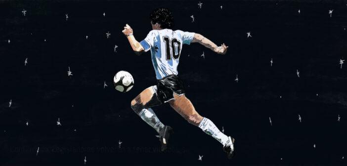 Así habló Maradona